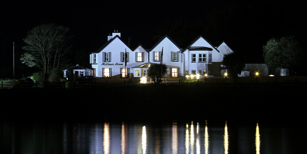 Milltown House, Dingle by night, Dingle activities