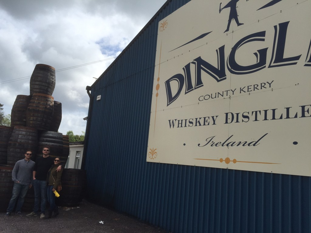 Dingle Distillery, Dingle Co. Kerry Ireland, sighteseeing, tours, dingle activities