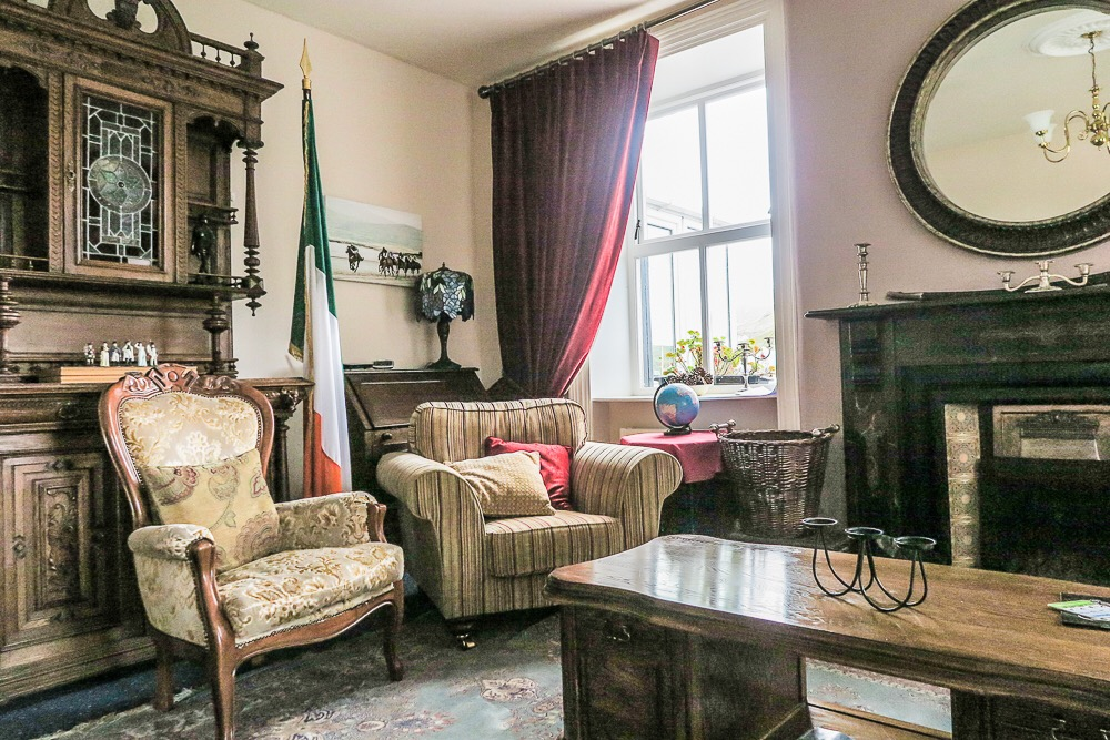 Milltown House, Dingle, luxury guesthouse
