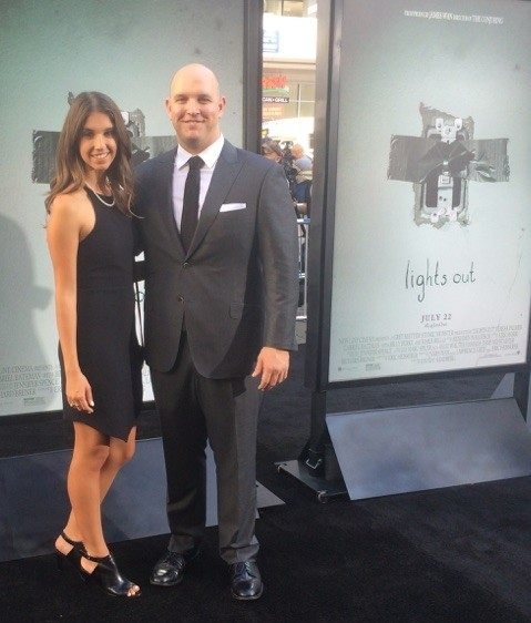 Lights Out premier