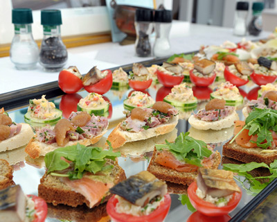 canapes-weddings-events-milltown-house-dingle